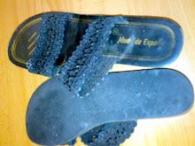 zapatillas cuña corcho  101