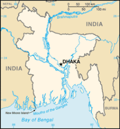 Capital of Bangladesh