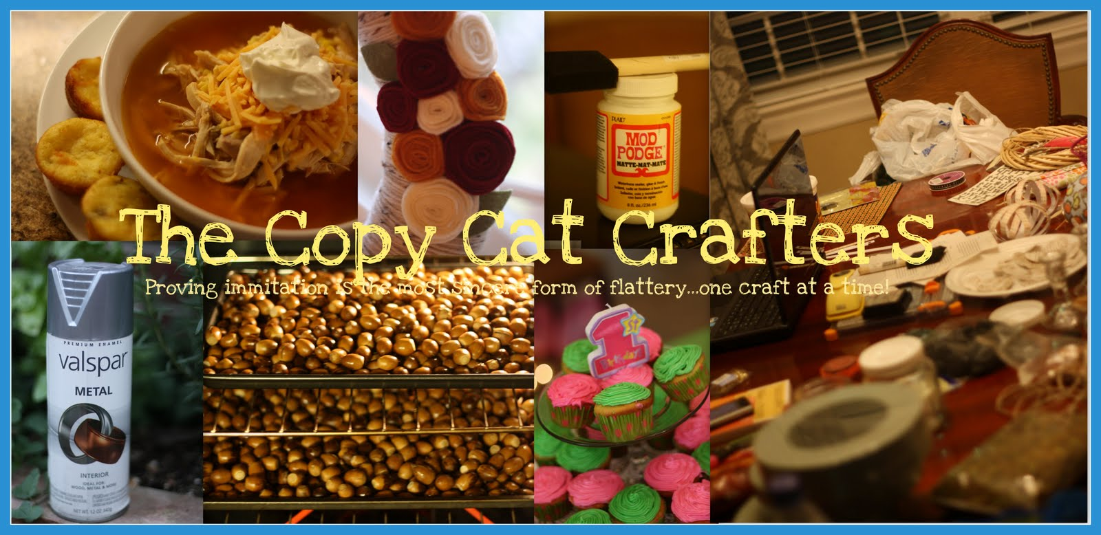 The Copy Cat Crafters