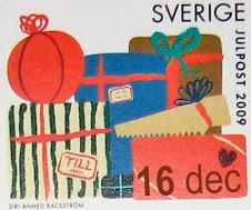 Skicka julkort