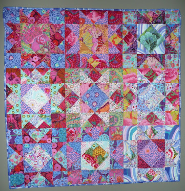 Inspired by Kaffe Fassett