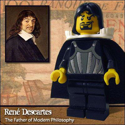 65 Famous people in Lego