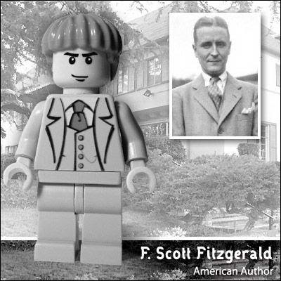 32 Famous people in Lego