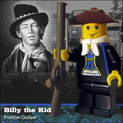 27 Famous people in Lego