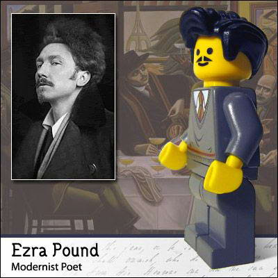 14 Famous people in Lego