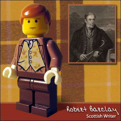 16 Famous people in Lego