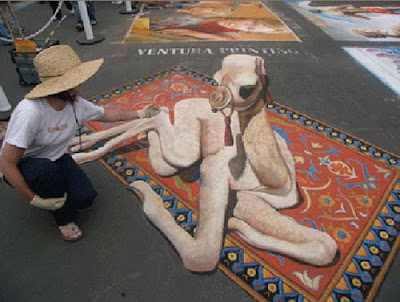 3D Drawings on the Street | Amazing Illusions