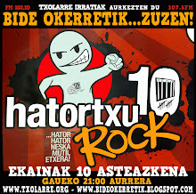 Bide okErrETIk... Hatortxu rock