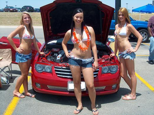 cars and girls images. Cars show girls part 01
