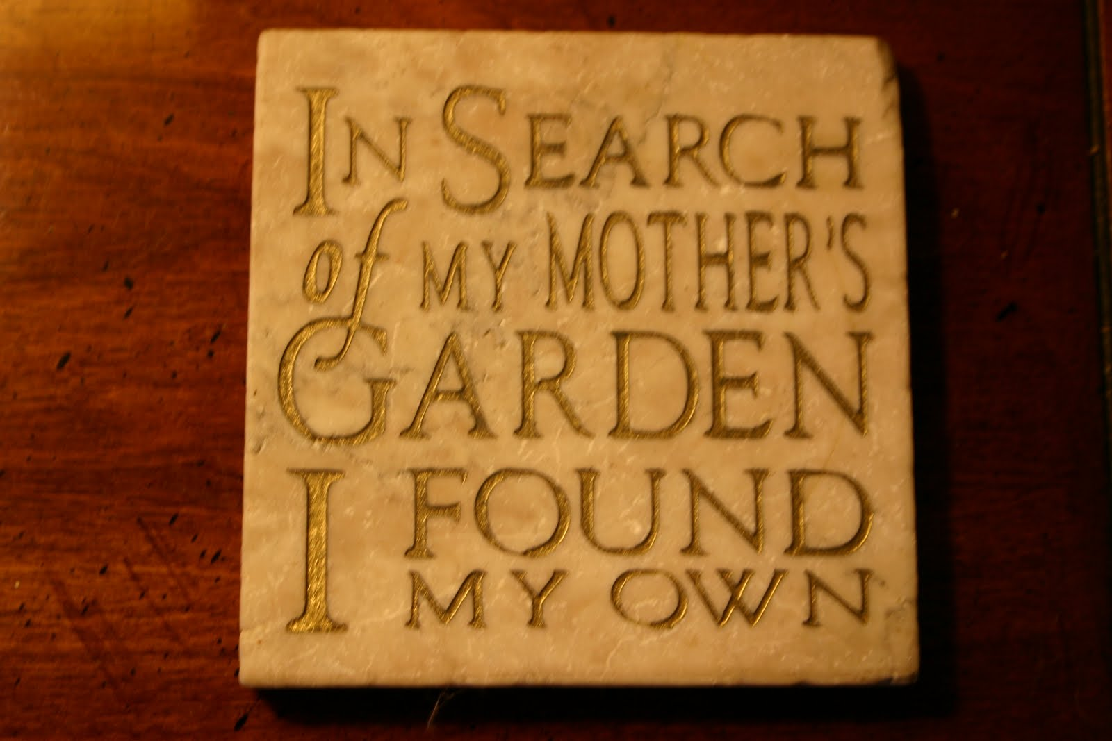 in search of our mothers gardens In search of our mothers' gardens: prose and millions of other books are available for amazon kindle learn more enter your mobile number or email address below and we'll send you a link to download the free kindle app.