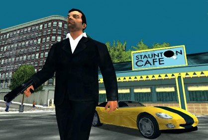 Plataformas Digos Detonados Grand Theft Auto Liberty City