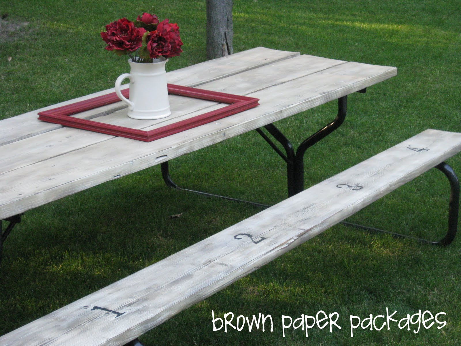 picnic table and winner simply kierste design co