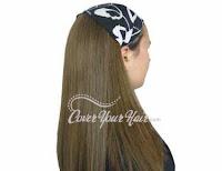 swirl headband