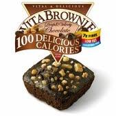 100 Calorie VitaBrownies