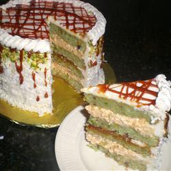 pistachio Cake Image 1