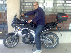 KAWASAKI LE650A VERSYS (A minha mota)