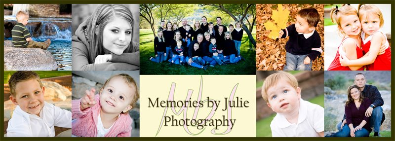 Memories by Julie Photo Blog