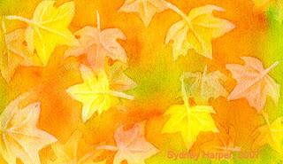 Fallen Leaves by Sydney Harper