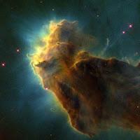 nascimento de uma estrela