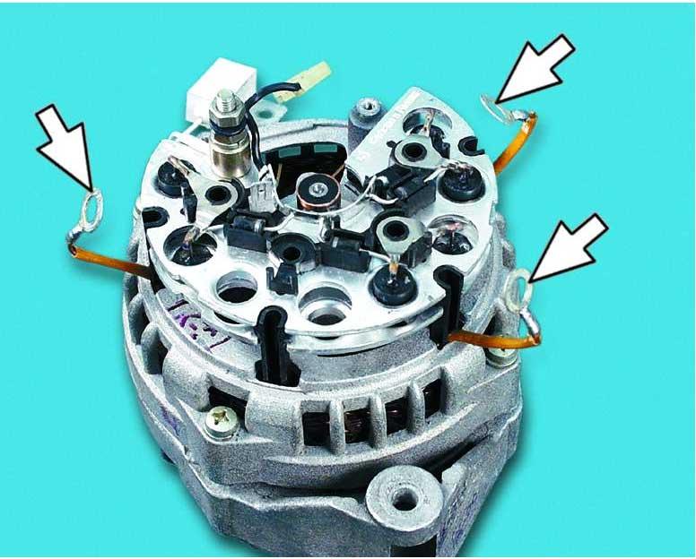 Фото №12 - как отремонтировать генератор на ВАЗ 2110