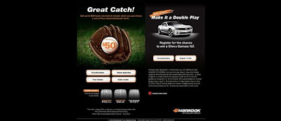 Hankooktireusa.com, Hankook Great-Catch Chevrolet Camaro Giveaway