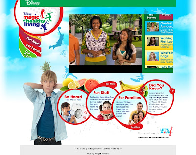 disney healthy living essay contest Enter for a chance to win a once-in-a-lifetime vacation to sunny orlando florida and other prizes from dole to enter, take the dole quiz inspired by disney's live.