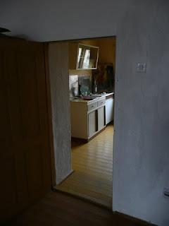 stile, tradizionale, interni, casa, Vojvodina, Serbia