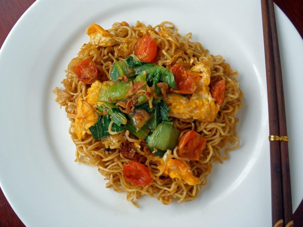 Maggi Goreng Malaysia Recipe