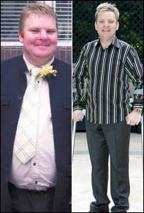 Slimmer Man of the year