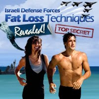 Secret Israeli Defense Forces Techniques to Burn Fat