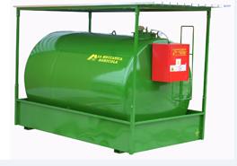 contenitore serbatoio stoccaggio gasolio agricolo