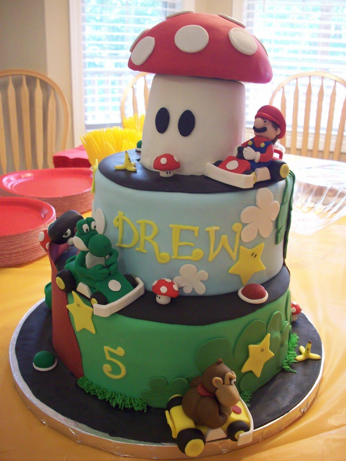 Sonic Birthday Cake Blast