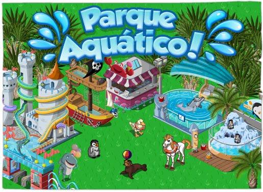 mini jardim aquatico:MINI FAZENDA: PARQUE AQUÁTICO DA MINI FAZENDA
