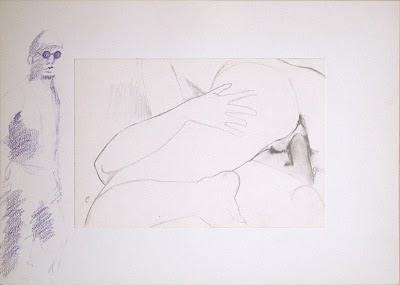 dessin erotique penetration voyeur