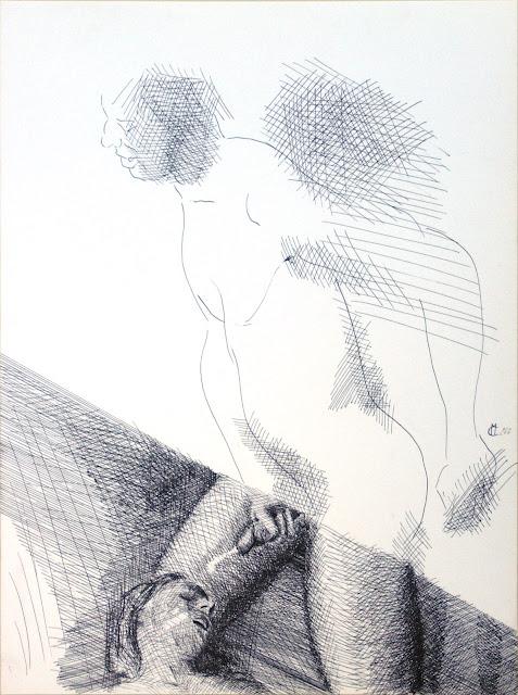 dessin erotique pornographique ejaculation faciale