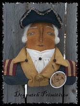 George Washington Cupboard Hanger