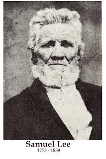 Samuel Lee Utah Pioneer