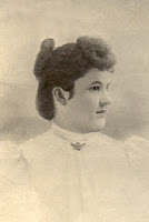 Mary Etta Lee Cox in 1894
