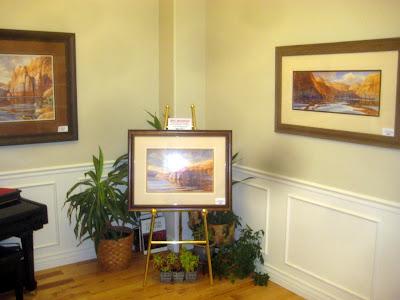 Roland Lee art show