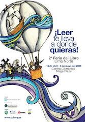 2º Feria del Libro Lima Norte 16 abril al 3 de mayo 2009