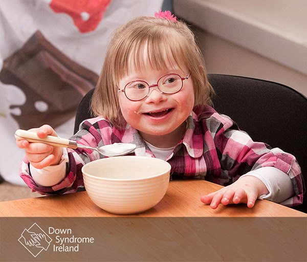 Understand Downs syndrome girl facebook more