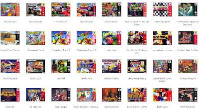 juegos para super nintendo 64: