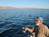 Doing It On The Road Stripper Fishing 101 Lake Havasu 2009