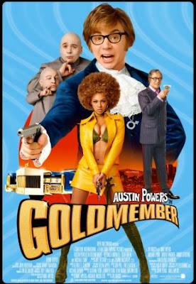 Austin Powers 3. - Aranyszerszám