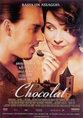 Csokoládé (Chocolat, 2000)