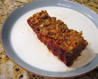 Everyday Vegan: Vegetarian Meat Loaf