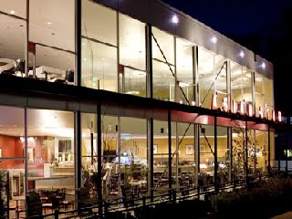 Image Gallery Modern Restaurant Outside