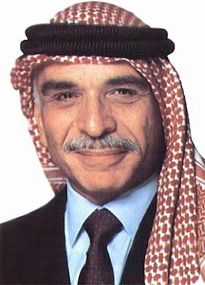 King Hussein Jordan 8 Tokoh Dunia yang Paling Sulit Dibunuh