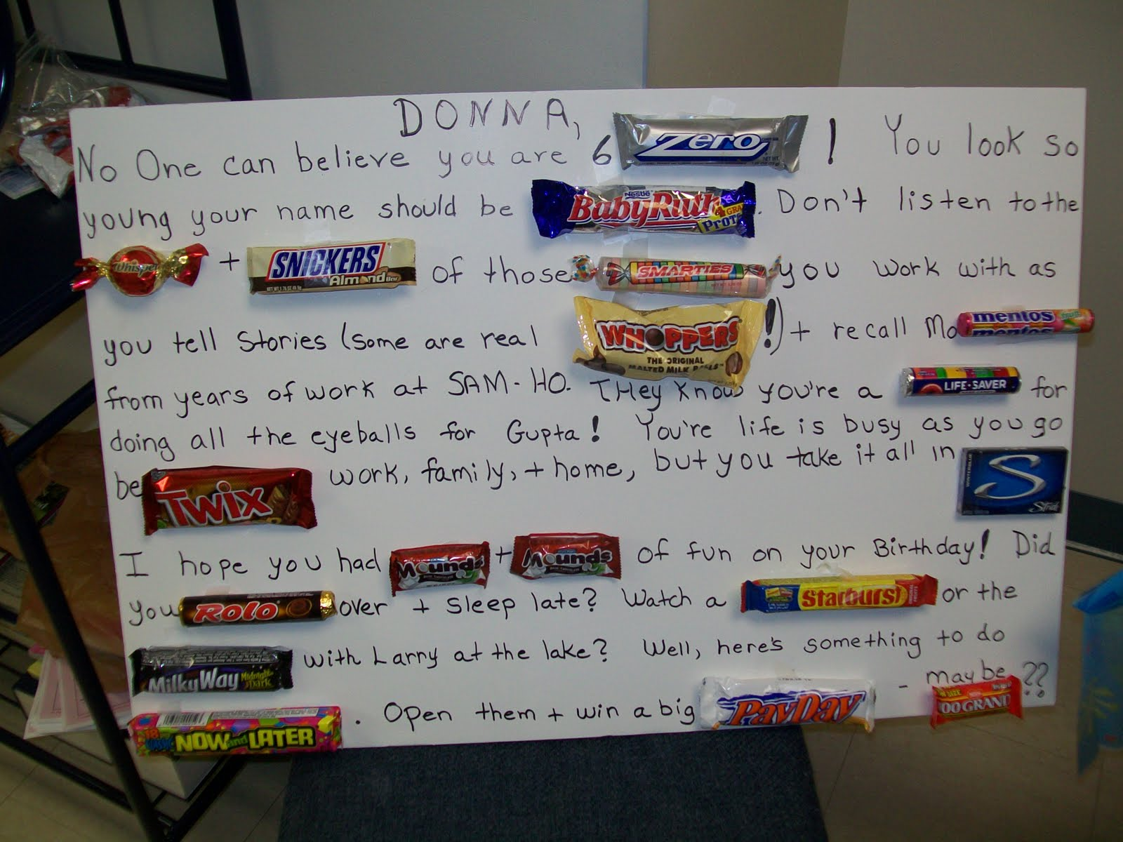 Candy Bar Names With Quotes Quotesgram