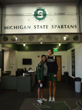 MSU Weight Room